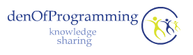denOfProgramming – Knowledge Sharing header image
